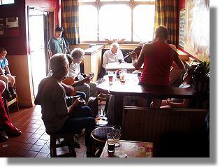 La musique tradirtionelle irlandaise
