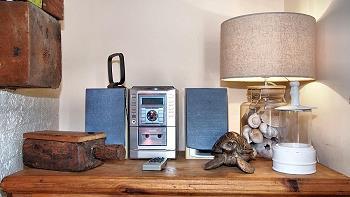 Radio stéréo / CD