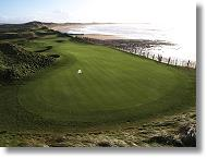 Golfing in Doonbeg