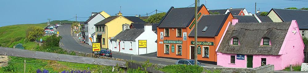 Bild von Doolin, Ireland