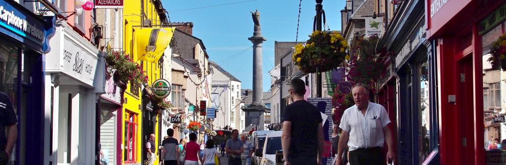 Image of Ennis, Ireland
