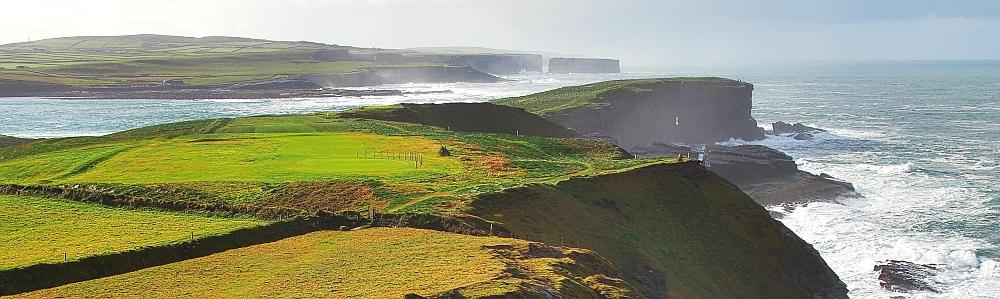 Bild von Kilkee, Ireland