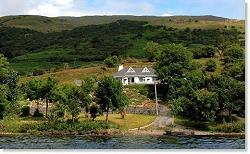 Lakeshore B&B Accommodatie Lough Corrib Connemara