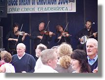 Traditionelle Musik in Clare