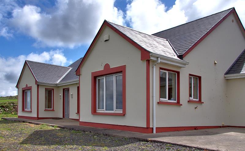 luxury house near golf links