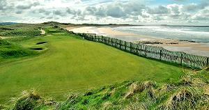 Golf in Doonbeg