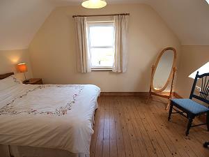 Chambre double au premier étage