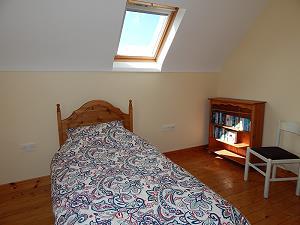 Chambre individuelle au premier étage