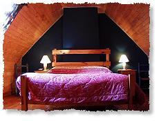 Stone cottage chambre  - cliquez sur l'image pour l'agrandir