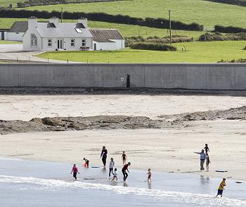 Whitestrand House Doonbeg  Co Clare