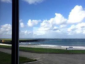 White Strand et la baie de Doonbeg